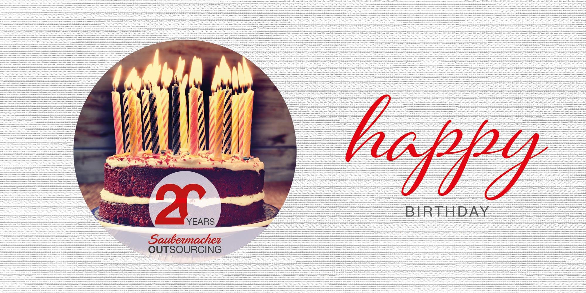 Saubermacher Outsourcing celebrates its twentieth anniversary